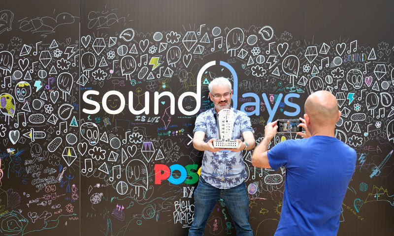ADVANCED at Sound Days Paris 2018