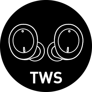 ADVANCED Model X+ TWS True Wireless Earbuds