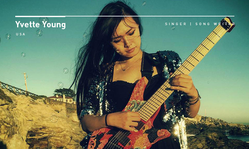 ADVANCED SOUND GROUP | Yvette Young