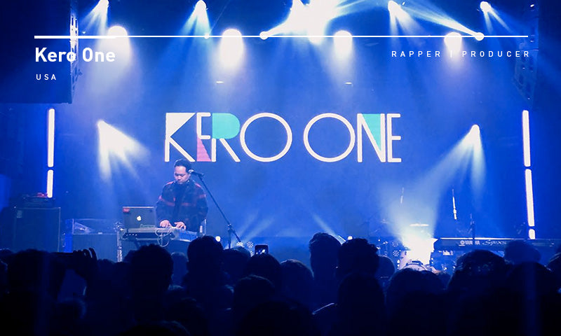 ADVANCED SOUND GROUP | Kero One