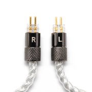 ADV. C1 Silver-plated Copper SPC Litz Cable 2-Pin Connection