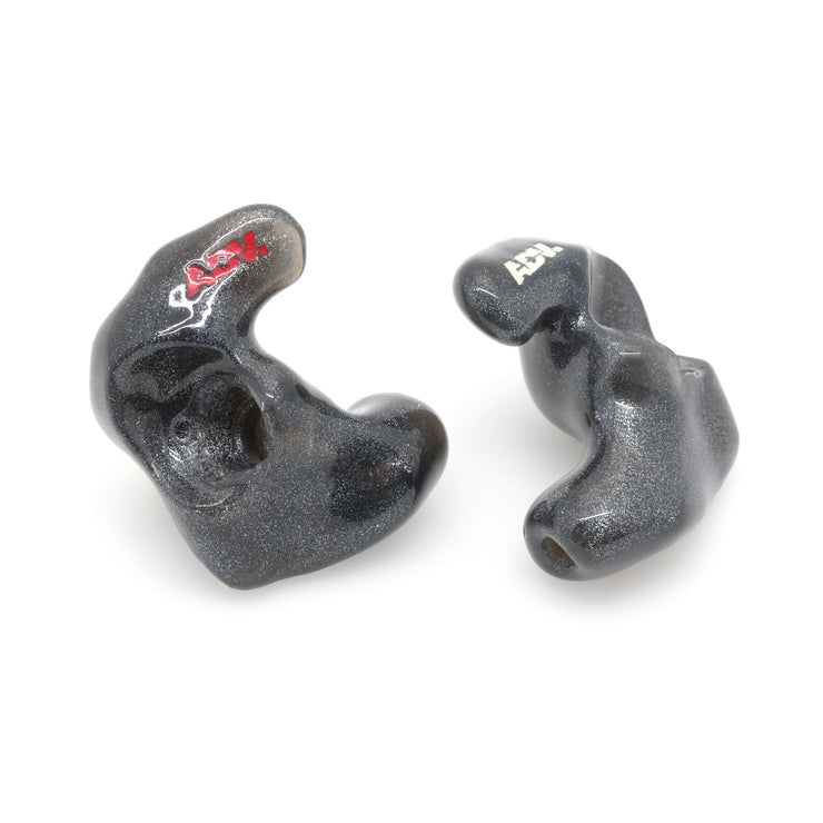 ADV. Eartune Fidelity Custom-fit Ear Tips Color Mineral Grey