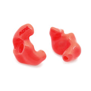 ADVANCED Eartune Fidelity Custom-fit Ear Tips Color Red