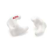 ADVANCED Eartune Fidelity Custom-fit Ear Tips Color White