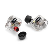 ADV. Eartune Fidelity U Elliptical Audiophile IEM Tips Earphones Oval