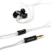 ADVANCED Furai 風籟 Hybrid Triple-Driver In-ear Monitors Earphones MMCX Balanced Armature Dynamic Driver Superbass