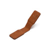 Advanced Genuine Leather Magnetic Cable Tie Brown