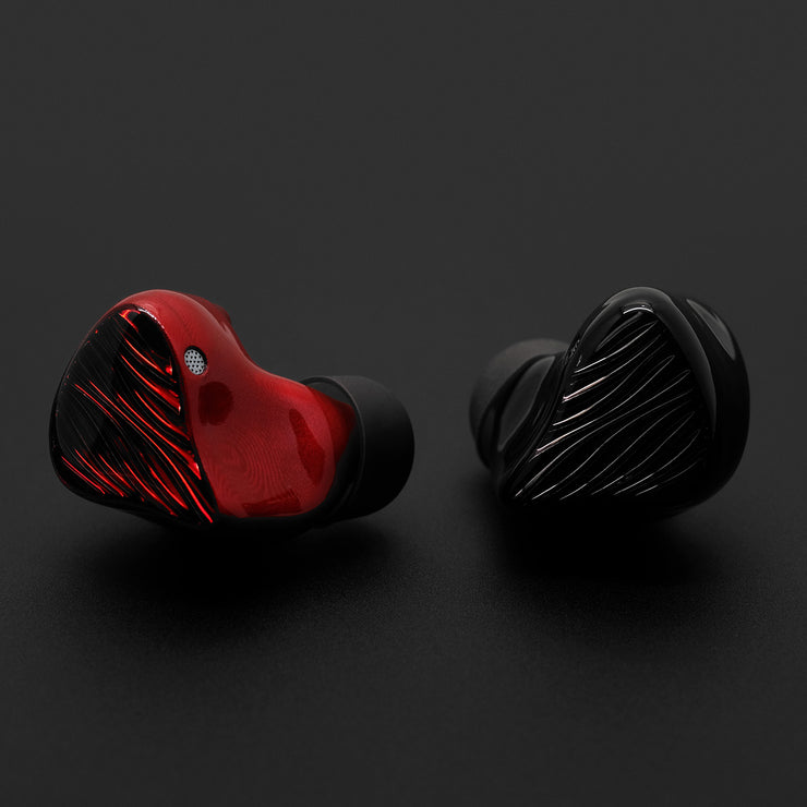 ADVANCED M5-TWS 3D-printed True Wireless Earbuds TWS Bluetooth 5.0 QCC3020 Metal Case USB-C