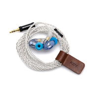 ADV. Model 3 BA2 Professional Dual-driver In-ear Monitors for Musicians Pro Audio Studio Recording