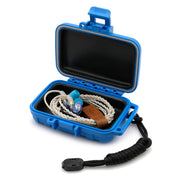 ADV. Tenacious Case for In-ear Monitors Earphones Musicians Shock-proof