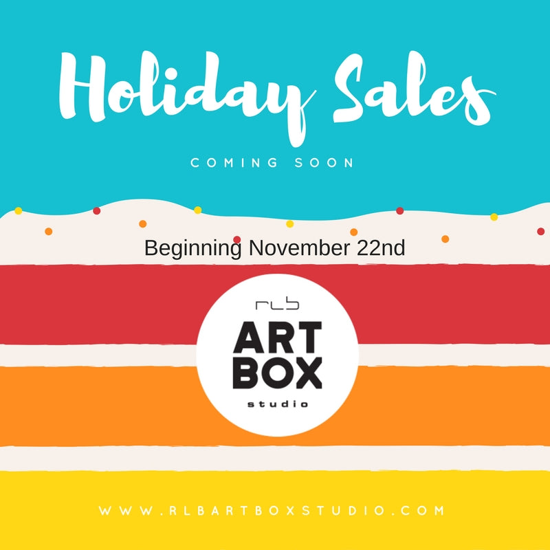 The ARTBOX Holiday Sales