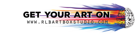 ARTBOX, Art Project kit, Art Kit, Artwork, Art Making, Maker, Creator, Hobby, Craft Box, Crafting