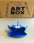 DIY Clay Pinch Pot Critters - RLB ARTBOX STUDIO
