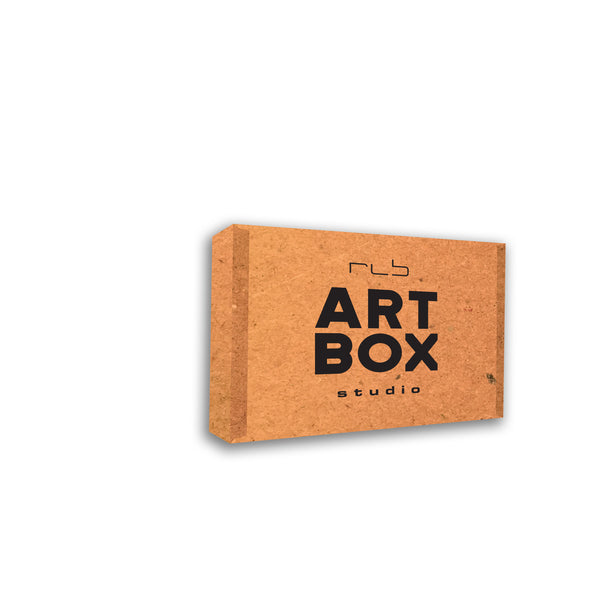 1 Month Subscription - RLB ARTBOX STUDIO a full art project kit for all ages, Art Projects and Craft Boxes, ART SUPPLIES, CREATE, ARTSY
