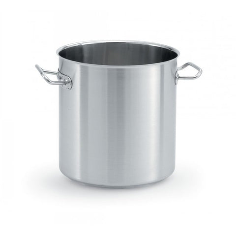 Vollrath 12 Quart Stainless Steel Induction Stock Pot