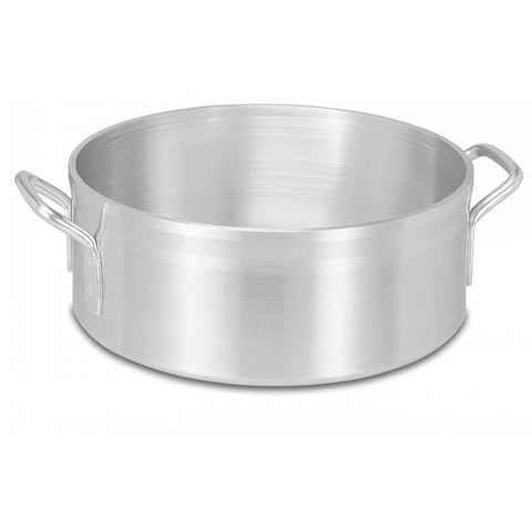 Vollrath 24 Quart Aluminum Brazier Pan