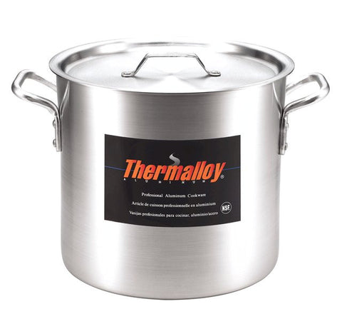 Browne 20Qt Aluminum Stock Pot