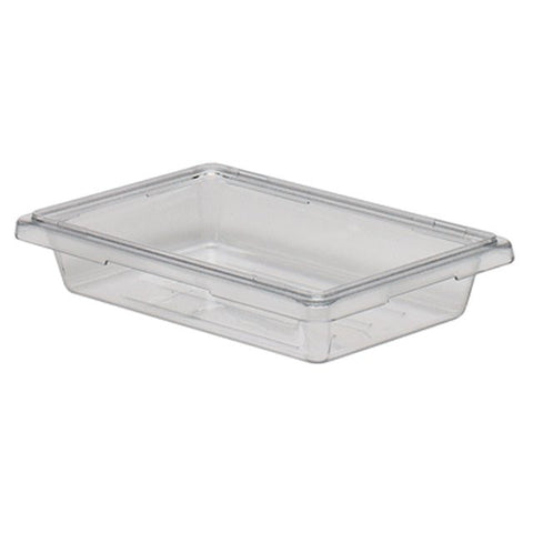 Cambro 12x18x3.5IN Clear Camwear Food Storage Box