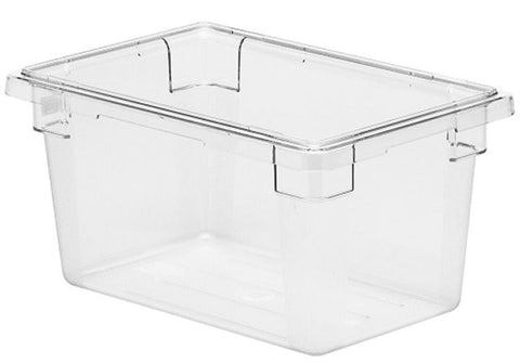 Cambro 12x18x9IN Clear Camwear Food Storage Box