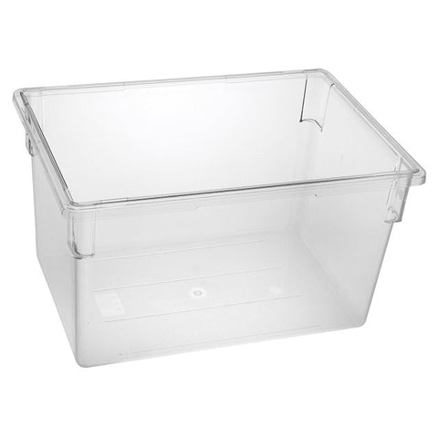 Cambro 18x26x15IN Clear Camwear Food Storage Box