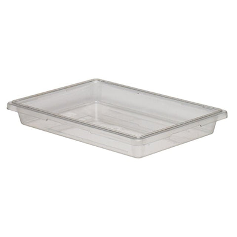 Cambro 18x26x3IN Clear Camwear Food Storage Box