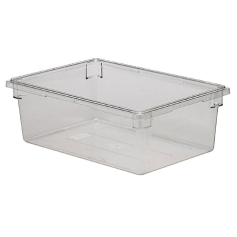 Cambro 18x26x9IN Clear Camwear Food Storage Box