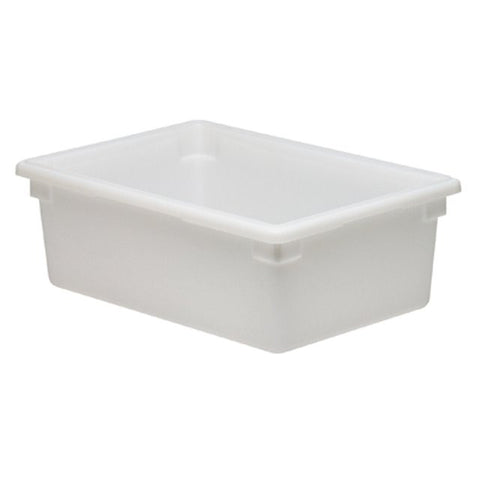 Cambro 18x26x9IN Poly White Food Storage Box