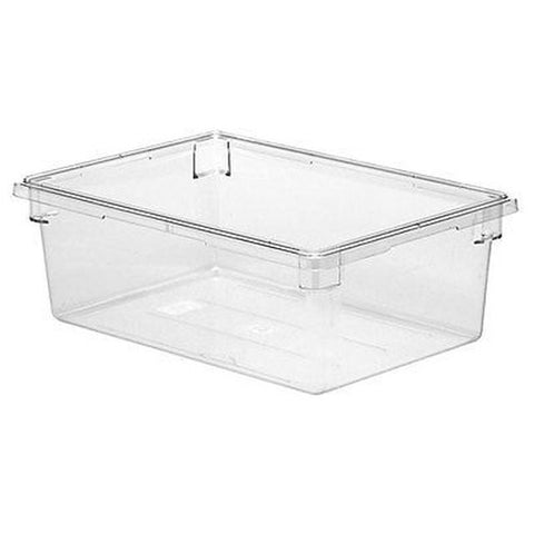 Cambro 18x26x12IN Clear Camwear Food Storage Box