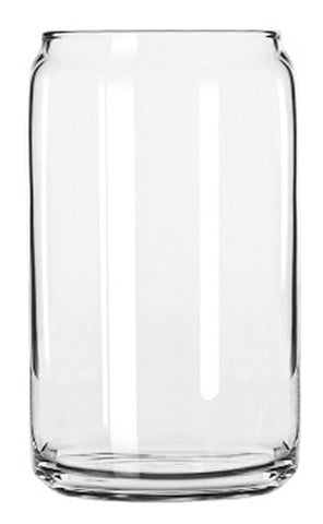 Libbey 16OZ Beer Can Glass