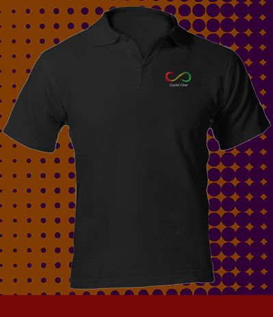 SMART POLO SHIRT -  protection and energy enhancement for men and women