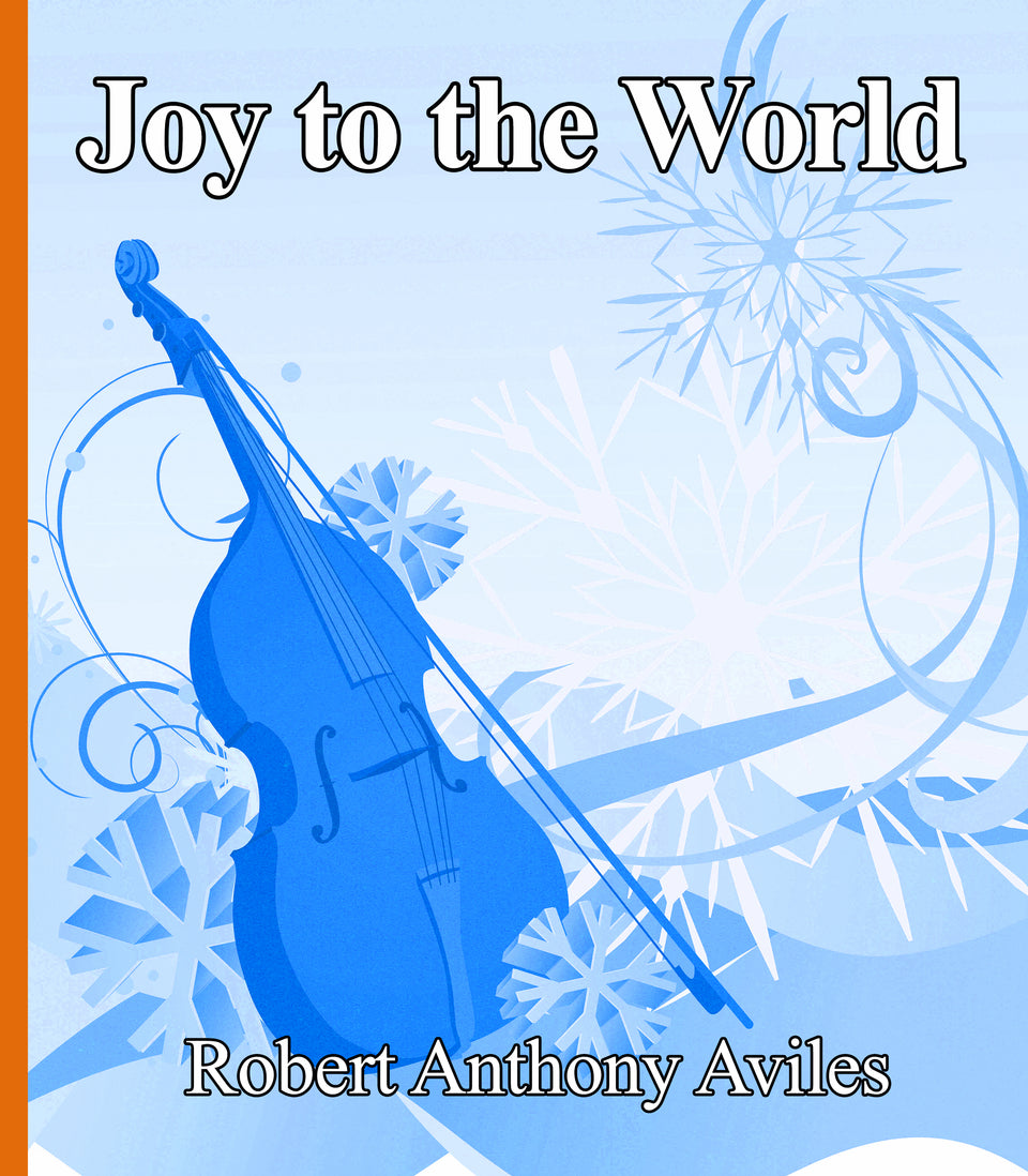Joy To The World - Digital Download - Energized Christmas music