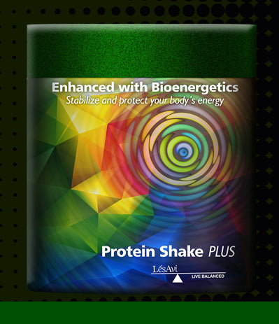 PROTEIN SHAKE - start your bioenergetic day the right way