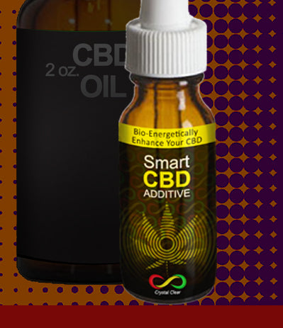 SMART CBD ADDITIVE - make your CBD oil work better, stronger and last longer