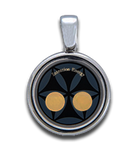 QUAD-CELL PENDANT - double the double-power of balance / protection