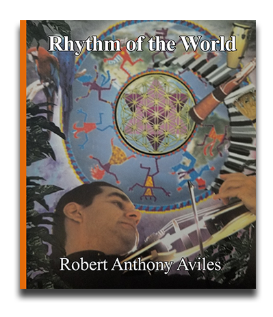Rhythm Of The World - Digital Download - Energized world music