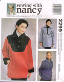 *2299 *Sewing Pattern Ladies Jacket with Yoke 8 10 12 14 16 1 8 20 22