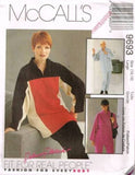 "9693 Sewing Pattern McCall's Ladies ""Palmer Pletsch"" Top Pull-on Pants 16-18"