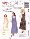 8241 Pattern Ladies Palmer Pletsch 1 Hour Jumper Large 16-18 CUT OUT