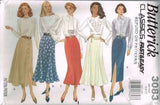 *3083 Sewing Pattern Butterick Ladies Skirt w Variations 6 8 10