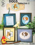 "*1094 Cross Stitch Pattern ""Dogs Collection 2""  Dogs Puppies"