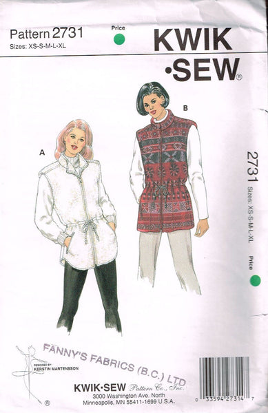 Sewing Patterns Tagged Kwik Sew Baycrest Treasures