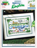 *Cross Stitch Pattern Book by Color Charts `Vanishing Kingdom`Mike Vickery`s