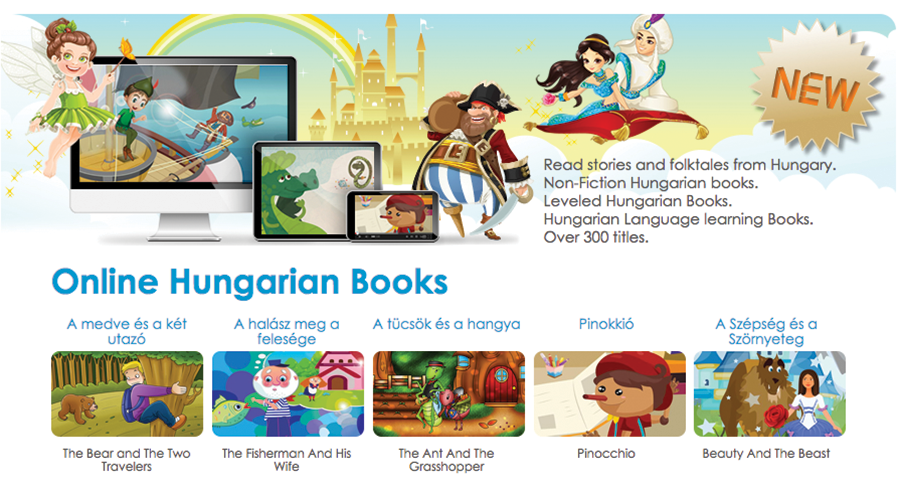 online hungarian books