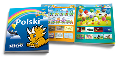 Polish Vocabulary Book