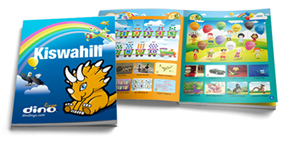 Swahili Vocabulary Book