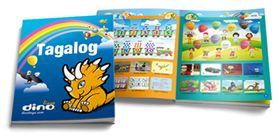 Tagalog Vocabulary Book