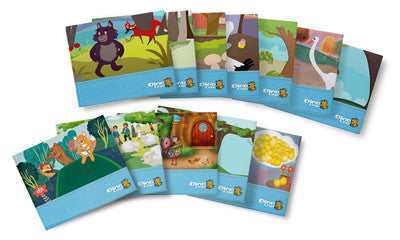 Czech Books for kids 60 Book Set