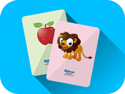 Add a flashcard set (150 flashcards) - Dino Lingo Checkout