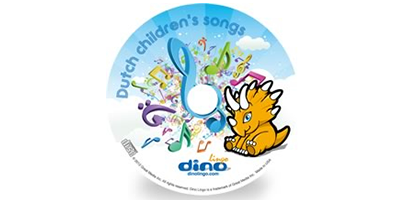 Dutch for kids Song CD - Dino Lingo Checkout