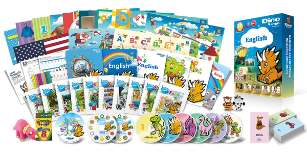 English for kids Premium Set